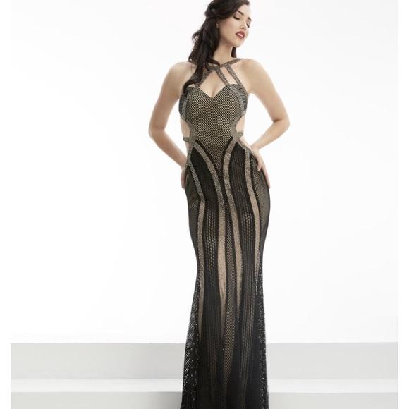 4243a88be1d jasz couture Dresses   5902 Dress In Black   Poshmark